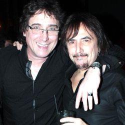 Alejandro Lerner y Oscar Mediavilla