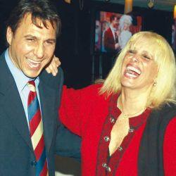 Valeria Lynch y Miguel Habud