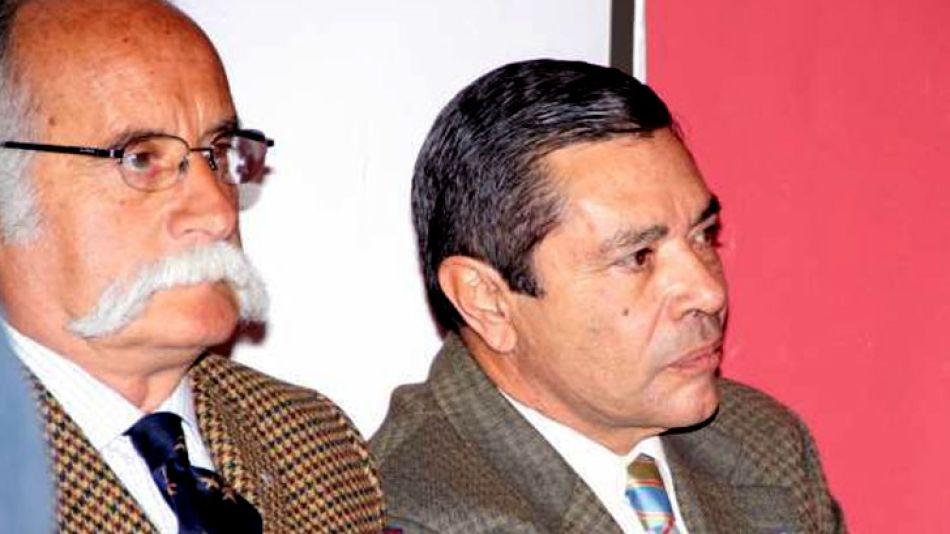Gustavo De Marchi y Jorge Olivera.