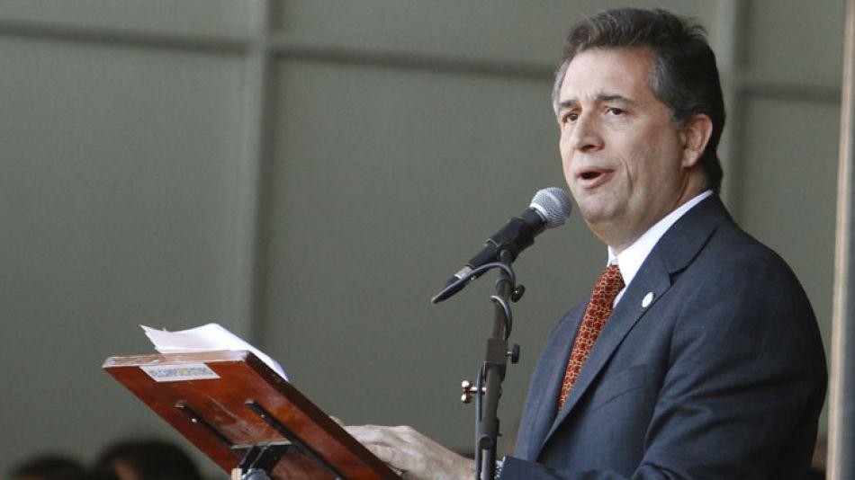 El presidente de la Sociedad Rural Argentina, Luis Miguel Etchevehere, criticó con dureza a la presidenta Cristina Fernández.