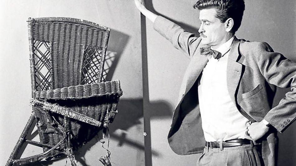 Dinamicas. En los aposentos de la infanta cautiva (1968) y Retrato de Kenneth Kemble (1961).