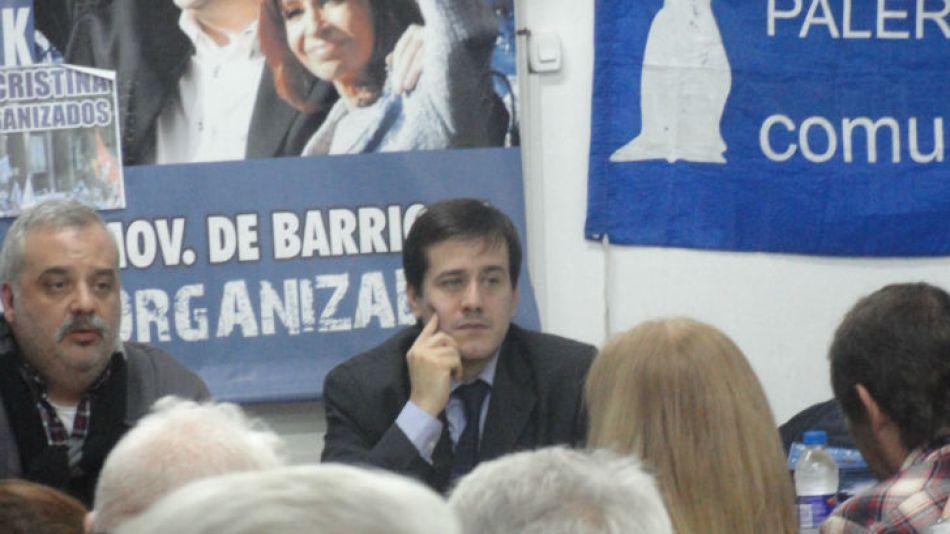 """El funcionario le pidió a CFK """"un recorte del presupuesto en un 30% porque no necesitamos la asistencia del Estado""""."""