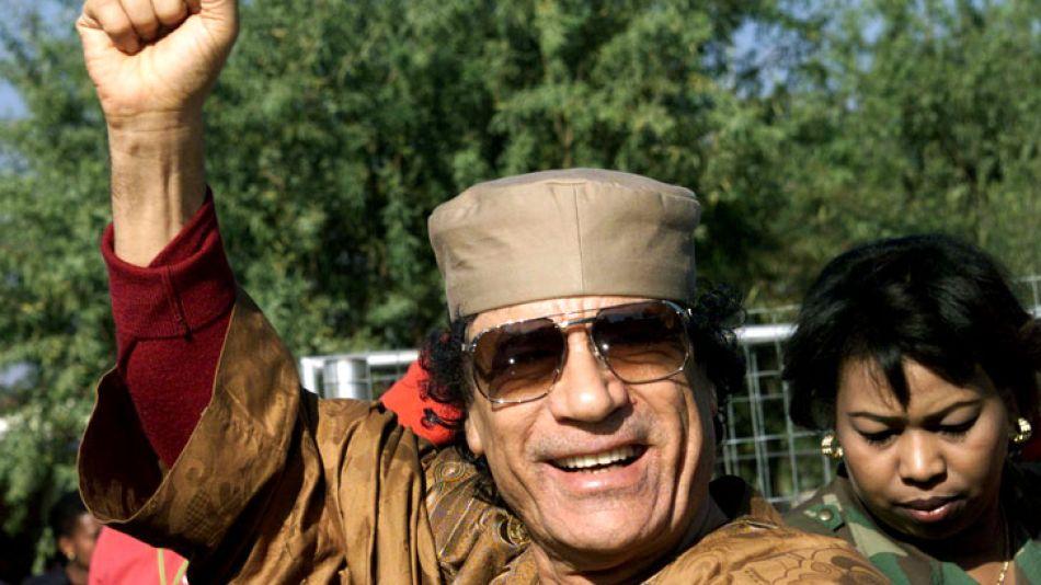 Gadafi, amo y señor de Libia desde 1969, fue derrocado en 2011.