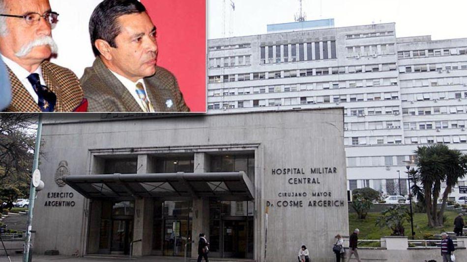 Los represores, condenados por crímenes de lesa humanidad, se fugaron el jueves del Hospital Militar Cosme Argerich de Belgrano, en Ciudad de Buenos Aires.
