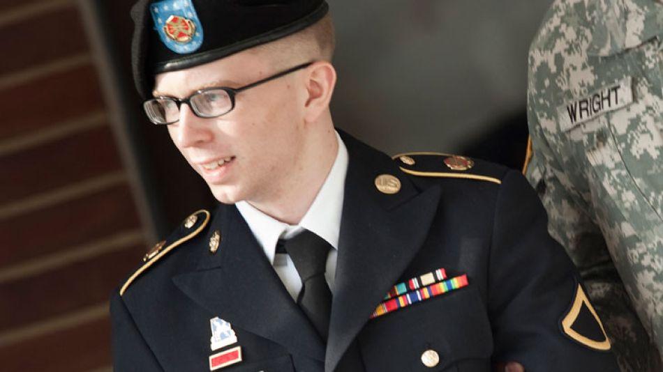 Manning fue declarado culpable de 20 de los 22 cargos relacionados con la filtración de Wikileaks.