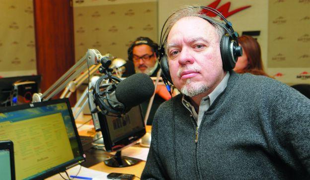 """Fernández Díaz es el contrapunto de Jorge Lanata, todas las mañanas en """"Lanata Sin Filtro"""" (Radio Mitre)"""
