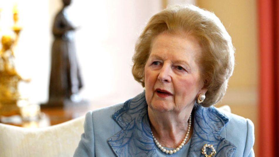 La Dama de Hierro, Margaret Thatcher, también habría sufrido ese trastorno.