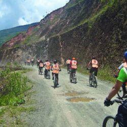 Bicis y camino de la muerte (2)