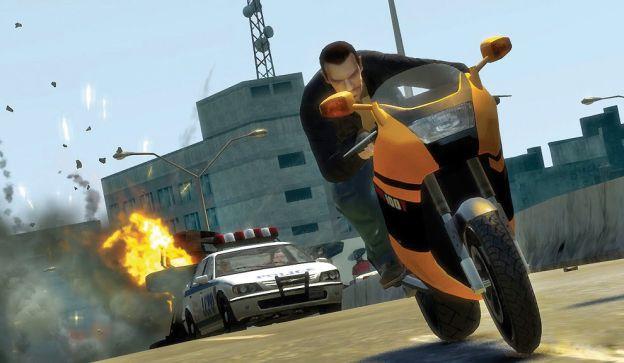 """LADRONES DIGITALES. """"Grand Theft Auto IV"""" es un suceso en el mundo del videojuego ¿Habrá película?"""