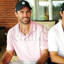 """""""El golf tiene el swing del polo"""""""