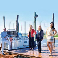 """""""La cocina es mano de obra y pasión"""""""