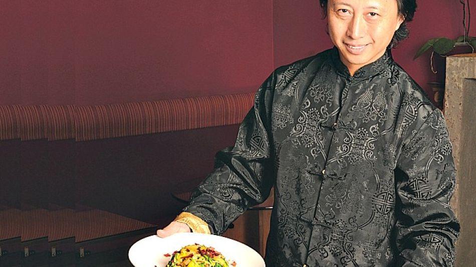 Comé saludablemente con las recetas de Liu Ming.