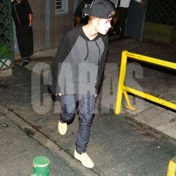 El descontrol de Justin Bieber