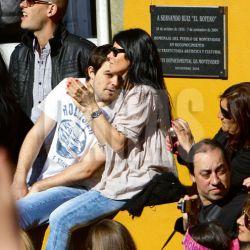 """Martina y Peter: """"Estamos juntos y somos felices"""""""