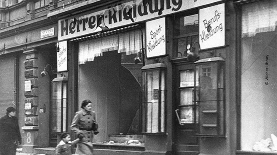 El pogromo de 1938 marcó un punto sin retorno en la política de persecución que Hitler había puesto en marcha al llegar al poder en enero de 1933.