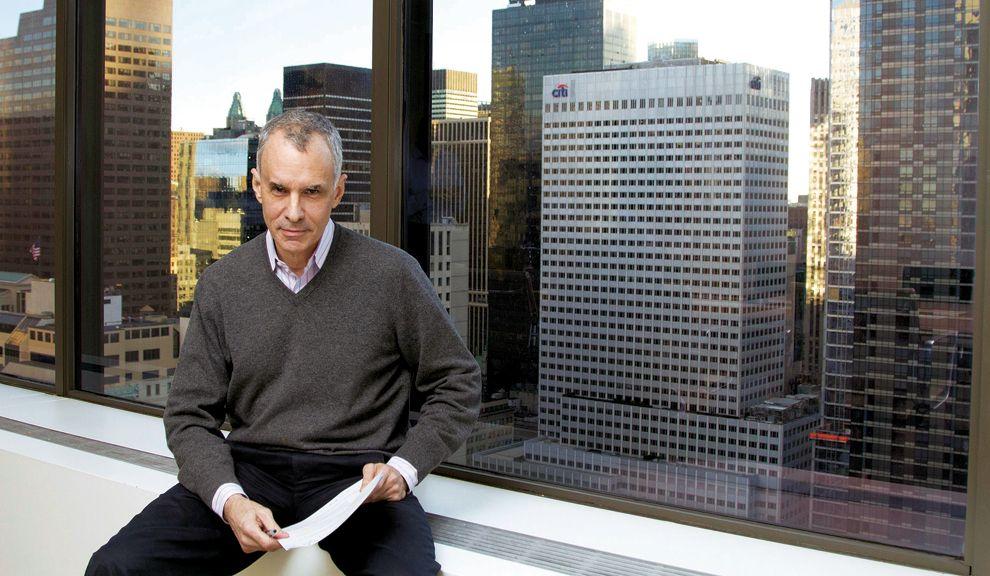 Mano a mano. NOTICIAS entrevistó a Newman en sus oficinas del centro neoyorquino. Es el lugarteniente de Paul Singer, el fundador de Elliott.