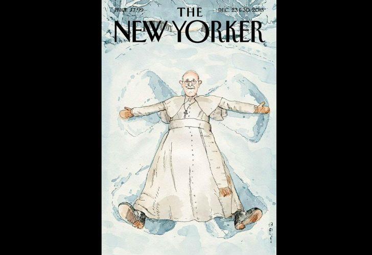 El Papa hace el