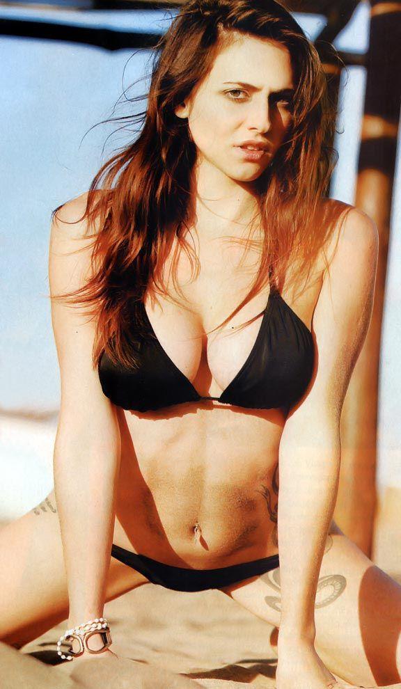 Annalisa Santi En Bikini Exitoina