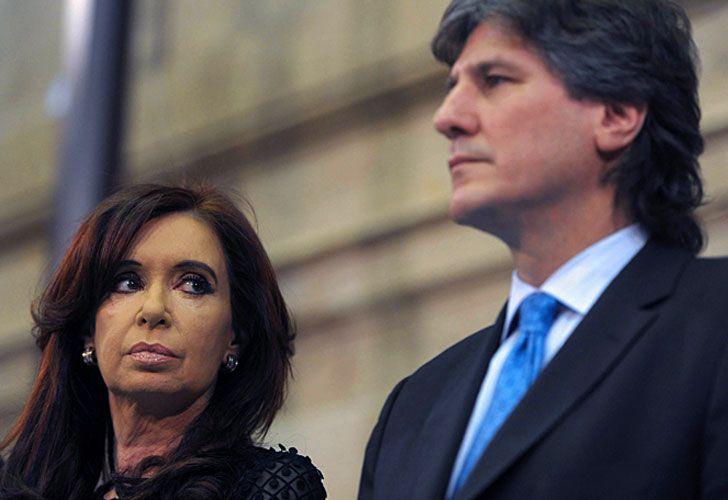 Cristina enfría relaciones con Boudou y crece el interés por la línea sucesoria
