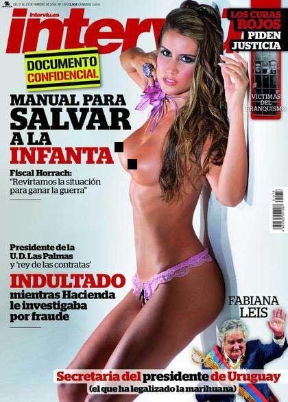 Fabiana Leis tapa interviu
