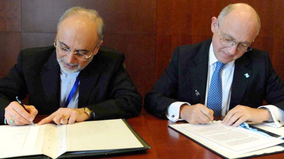 Hace un año, el Gobierno argentino firmó el polémico acuerdo con Irán.