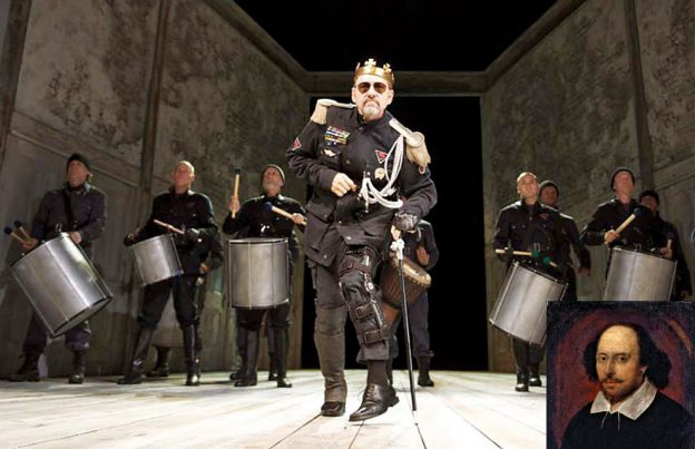 Kevin Spacey ya había interpretado en teatro a Ricardo III, obra de Shakespeare.