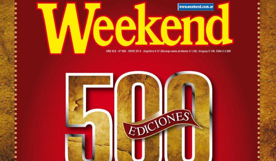 Weekend 500 nota