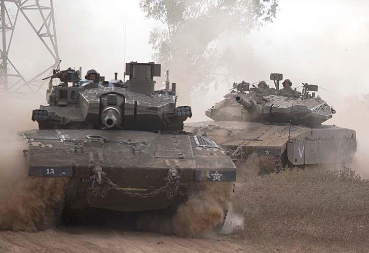 """Argentinos presentan la primera querella contra Israel por """"genocidio"""" en Gaza"""