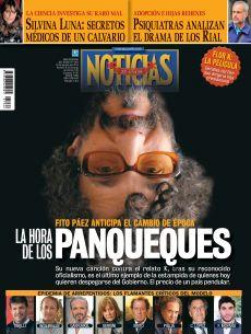 Fito Páez - Revista Noticias