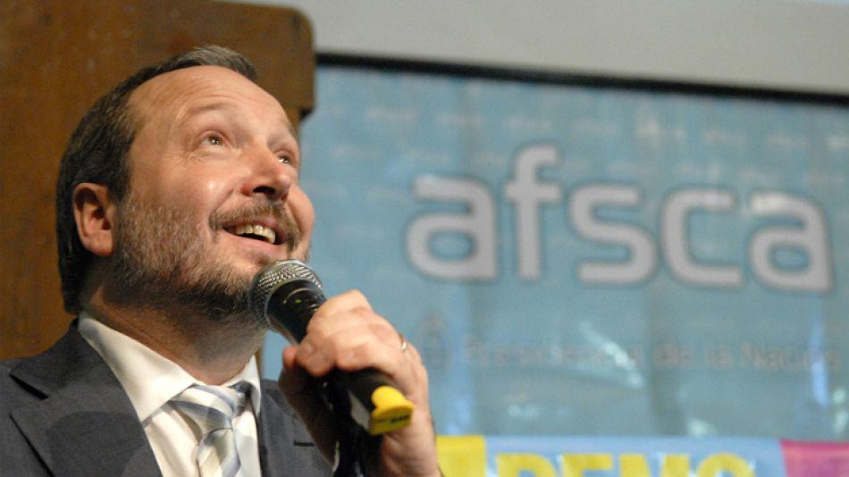 Martín Sabbatella, titular de la AFSCA