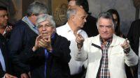 El 10 de abríl, Moyano y Barrionuevo paralizaron al país. Esa vez contaban con todo el apoyo de la UTA.