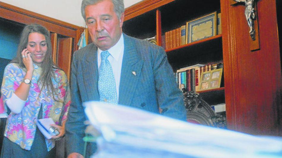 El magistrado había llevado una de las causas contra Leo Fariña. Se disputaba la competencia con Servini de Cubría sobre la apropiación de Hurban.