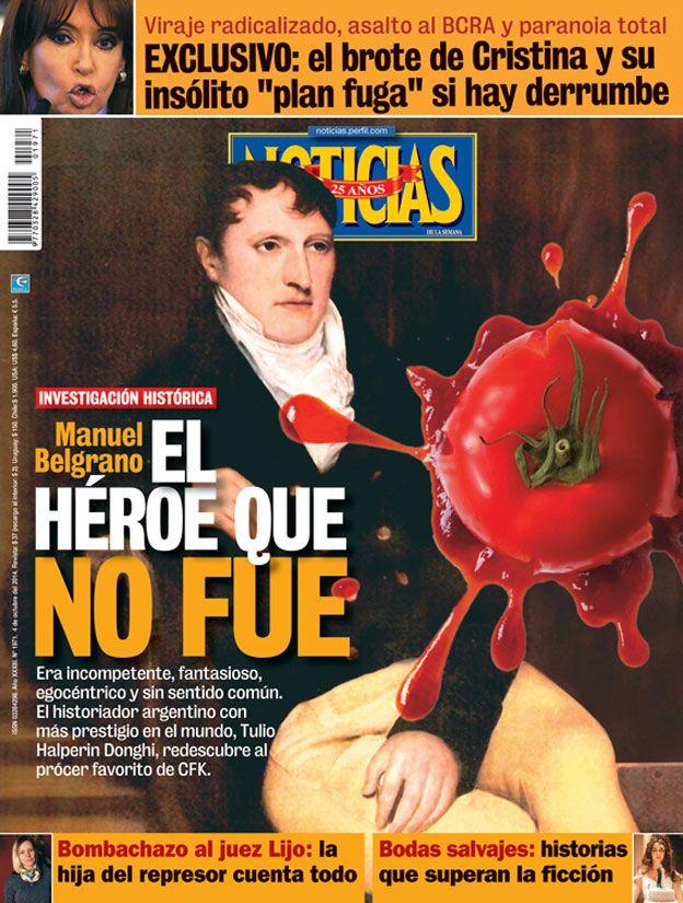 Belgrano, el héroe que no fue