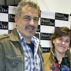Ivo Cutzarida y Cristina Casalderrey