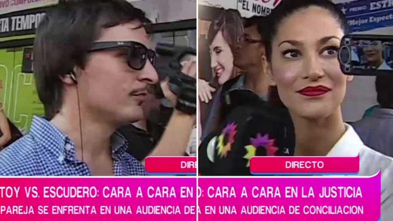Exitoina | Martín Amestoy y Silvina Escudero: irónico cruce