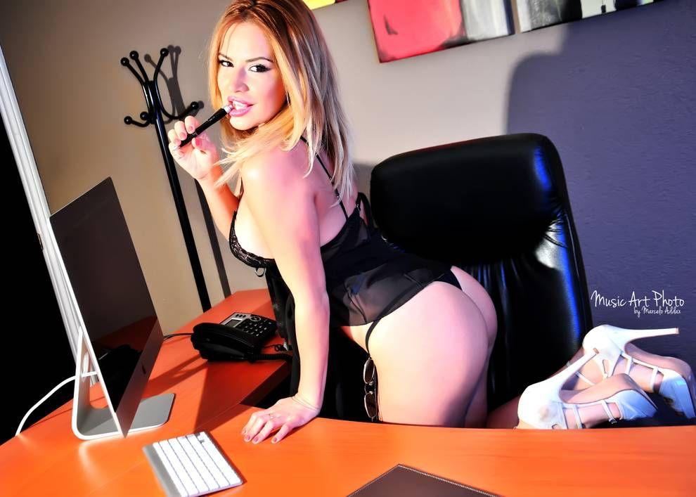 hot secretarias