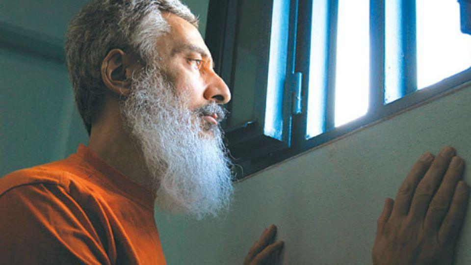 """Omar Chabán consideraba a la cárcel como una """"isla""""."""