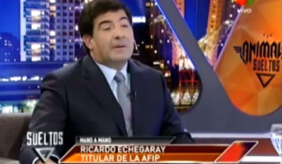 Echagaray enojado por la campaña publicitaria de NOTICIAS