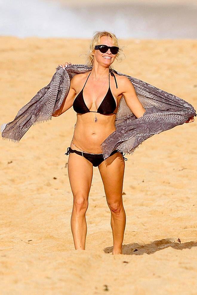 Bikini de Anderson en pamela