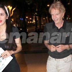 Alberto Ferriols con su novia 2