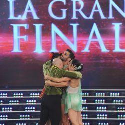 Anita Martinez-Bicho GOmez-Hernan Piquin-Cecilia Figaredo-FInal Bailando 2014 1