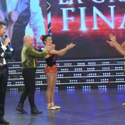 Anita Martinez-Bicho GOmez-Hernan Piquin-Cecilia Figaredo-FInal Bailando 2014
