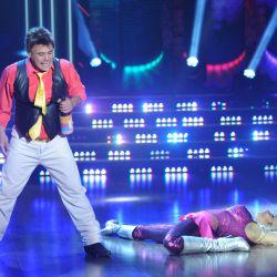 Anita Martinez - Bicho Gomez final Bailando 2014 1