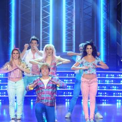 Anita Martinez - Bicho Gomez final Bailando 2014 2