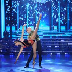 Anita Martinez - Bicho Gomez final Bailando 2014 3
