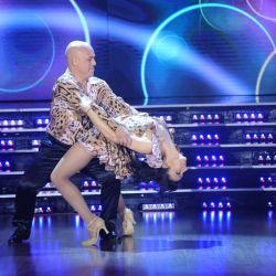 Anita Martinez - Bicho Gomez final Bailando 2014