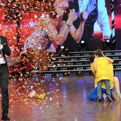 Anita Martinez-Bicho Gomez ganadores Bailando 1