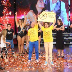 Anita Martinez-Bicho Gomez ganadores Bailando 6