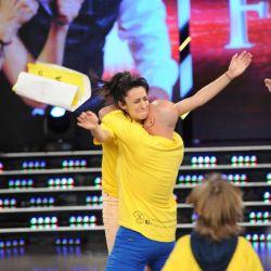 Anita Martinez-Bicho Gomez ganadores Bailando