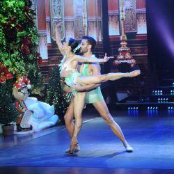 Hernan Piquin-Cecilia Figaredo- final Bailando 2014 1